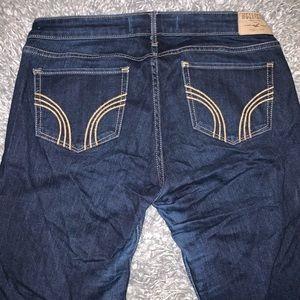 Hollister Dark Rinse Jeans